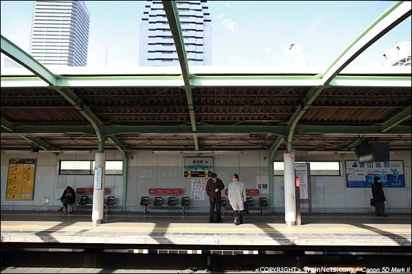 大阪地铁中央线,弁天町站。(IMG-5048-120130)