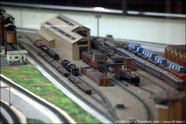 铁路模型室。码头小景。(IMG-5321-120131)