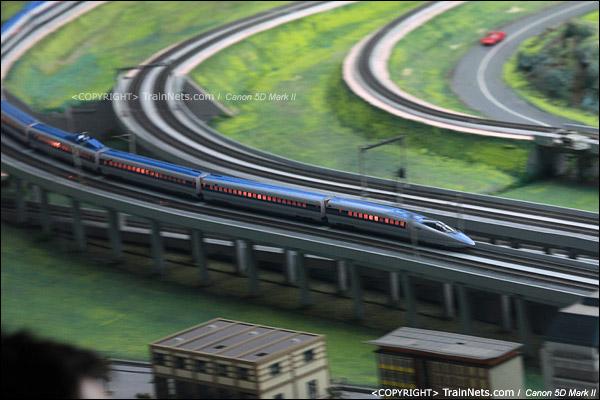 铁路模型室。500系列车。(IMG-5389-120131)