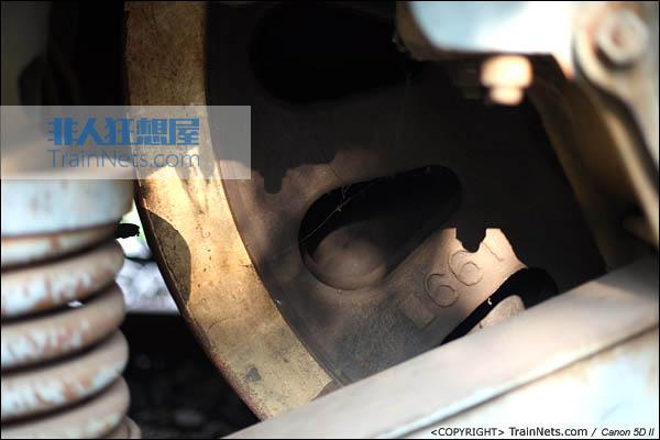 SS1车轮特写。(IMG-6332-030907)