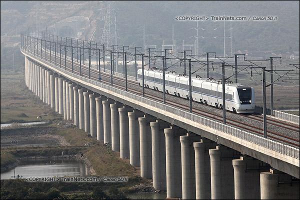 2013年12月24日。惠州圭景河大桥。(IMG-5692-131224)