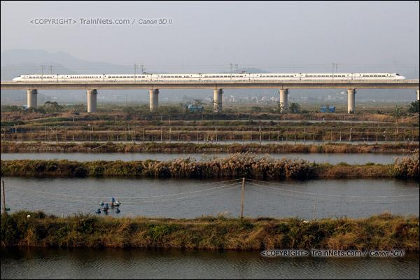 2013年12月24日。惠州圭景河大桥。(IMG-5850-131224)