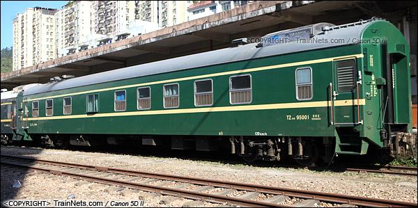 2014年12月31日。广东深圳。TZ25B型特种客车。(IMG-0765-141231)