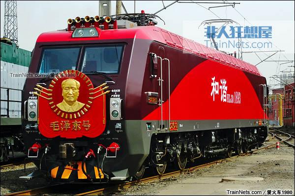 乐丰t2_非人狂想屋 | 你的火车发源地 » HXD3D型交流传动客运电力机车