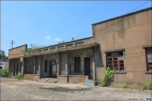 老白石渡站。(图/阿准)