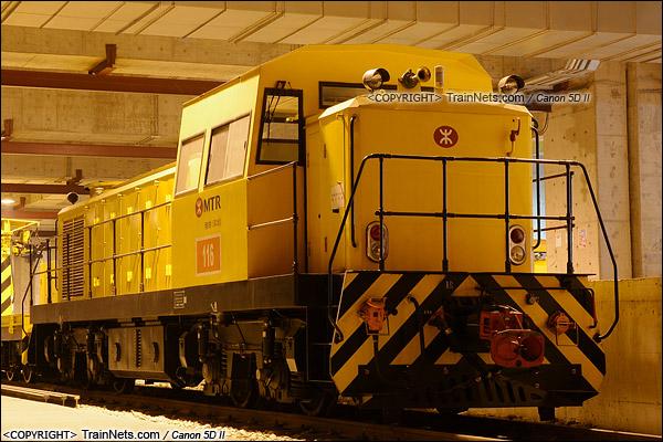 配属港铁(深圳)、深圳地铁四号线的JMY580型轨道车。(图/非人狂想屋)