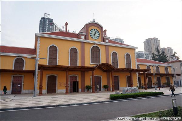 2014年8月。昆明北站与云南铁路博物馆。