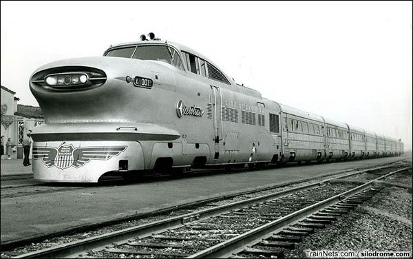 Aerotrain。(图/silodrome.com)