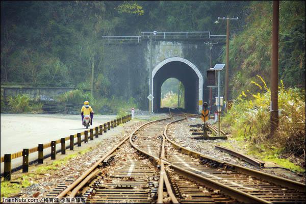 2015年12月16日。金千线。六号隧道。(图/温兰旅客)
